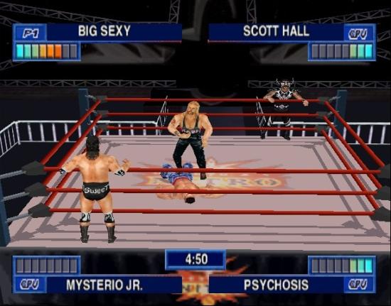 WCW Mayhem 3