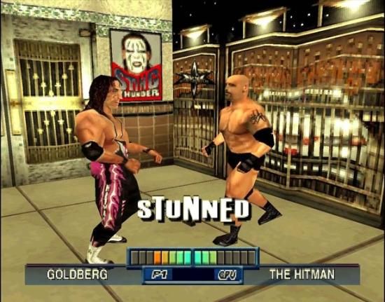 WCW Mayhem 4