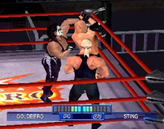 WCW Mayhem 5
