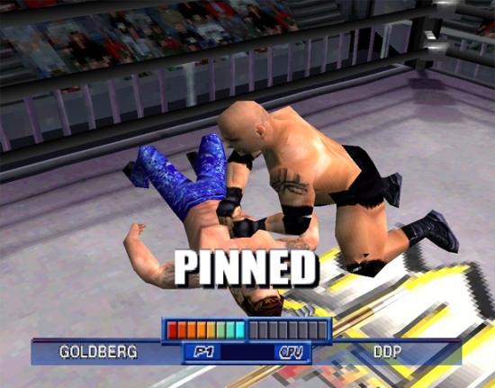 WCW Mayhem 6