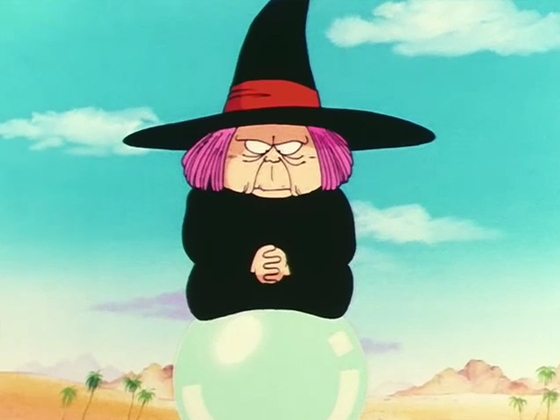 Dragon Ball Fortuneteller Baba Arc 2