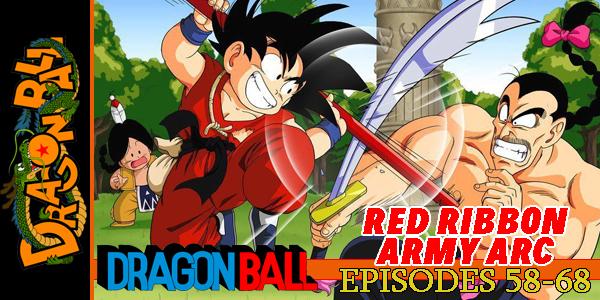 Dragon Ball Red Ribbon Army Arc P4