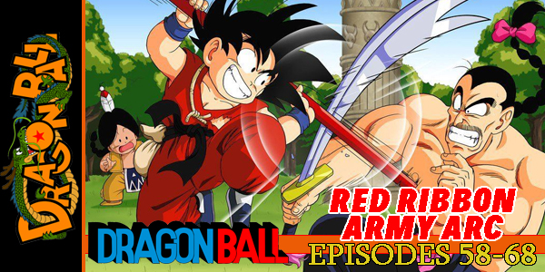 Dragon Ball Red Ribbon Army Arc P4