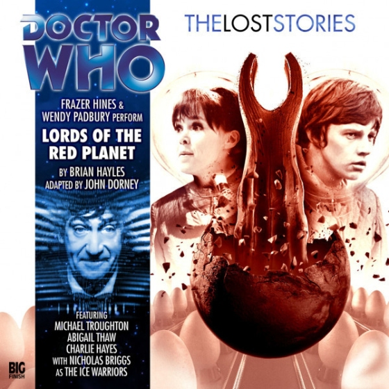 DW Lords of the Red Planet Cover
