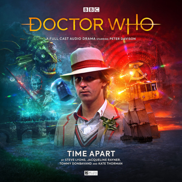 DW Time Apart Cover