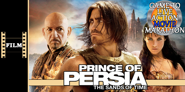 Prince Of Persia The Sands Of Time Review Hogan Reviews