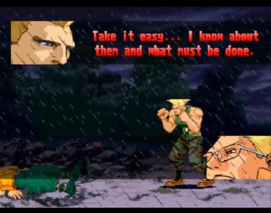 Street Fighter Alpha 3 2