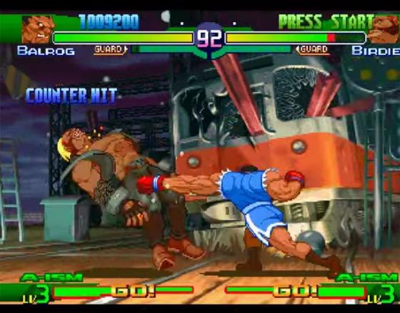 Street Fighter Alpha 3 4