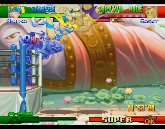 Street Fighter Alpha 3 5