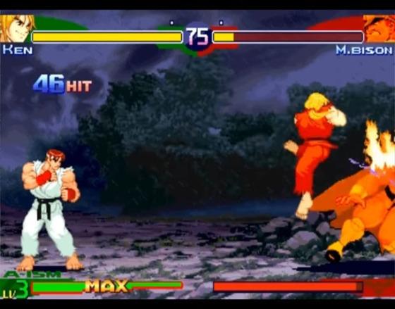 Street Fighter Alpha 3 6
