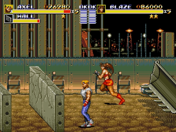 Streets of Rage 3 2