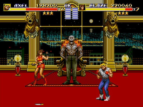 Streets of Rage 3 4