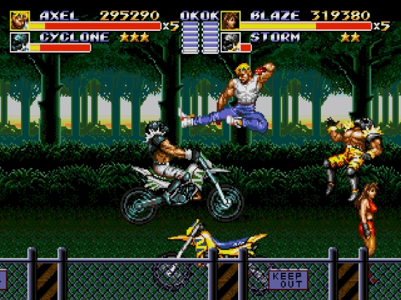 Streets of Rage 3 5