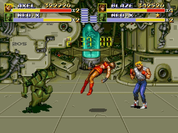 Streets of Rage 3 6