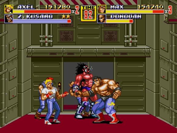Streets of Rage II 5