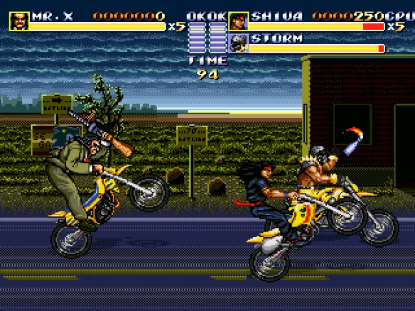 Streets of Rage Remake 2
