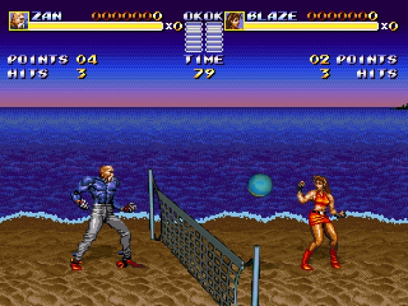Streets of Rage Remake 3