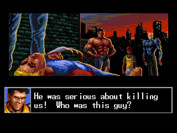 Streets of Rage Remake 6