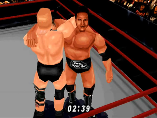 WWF WrestleMania 2000 1