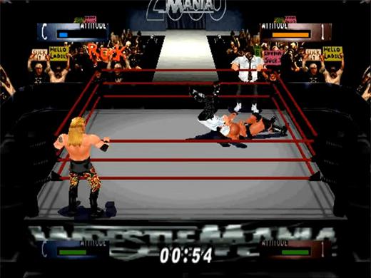WWF WrestleMania 2000 2