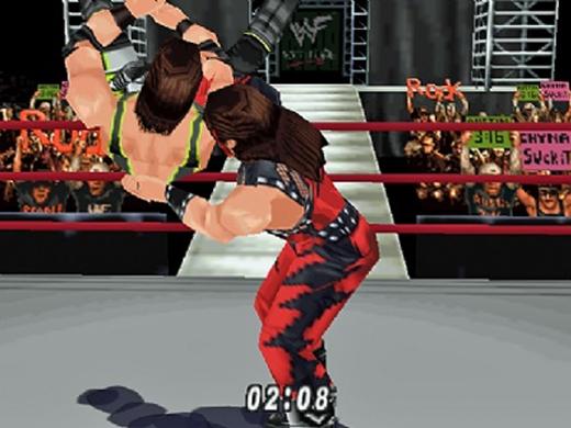 WWF WrestleMania 2000 3