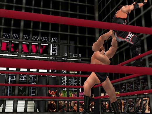 WWF WrestleMania 2000 4