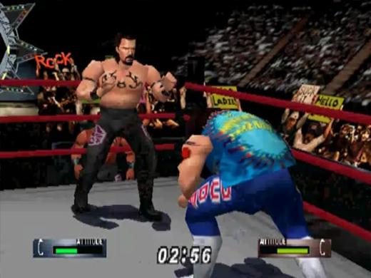 WWF WrestleMania 2000 5