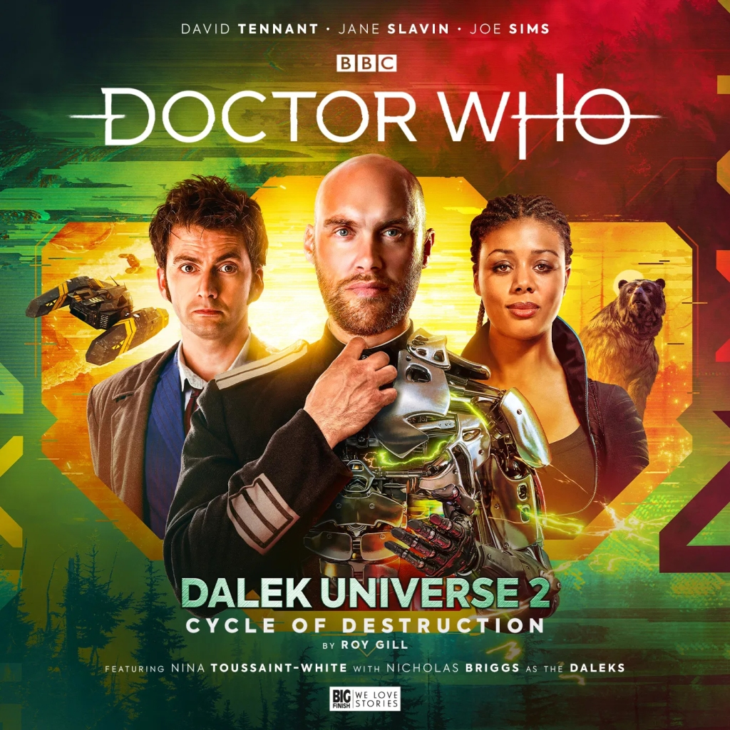 This image has an empty alt attribute; its file name is doctor-who-dalek-universe-2-cycle-of-destruction-cover.jpg